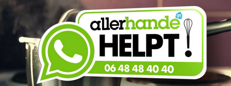 Allerhande helpt
